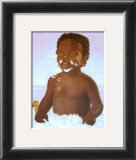Bubble Bath Boy Posters by Stanley Morgan