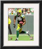 Jermichael Finley 2010 Action Framed Photographic Print