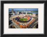 Busch Stadium Prints by Mike Smith
