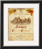 Savigny Prints by Pamela Gladding