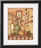 Flavors of Tuscany IV Prints by Charlene Audrey