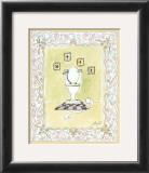 Toilette II Poster by Leal Steve