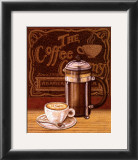 Cafe Mundo IV Prints by Charlene Audrey