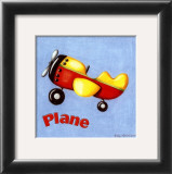 Plane Prints by Kathy Middlebrook