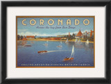 Coronado Beach Prints by Kerne Erickson