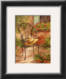 Garden Pleasures Hideway Prints by Jerianne Van Dijk