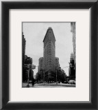 Flatiron Building Art by Walter Gritsik