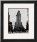 Flatiron Building Art by Walter Gritsik