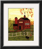 Country Scenes II Prints by Robin Betterley