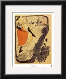 Jardin de Paris Prints by Henri de Toulouse-Lautrec