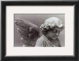 Sad Little Angel Prints by Lilo Raymond