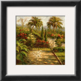 Plantation Gate Prints by Paul Burkett
