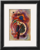Tribute to Grohmann Posters by Wassily Kandinsky