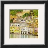 Malcesine sul Garda Prints by Gustav Klimt