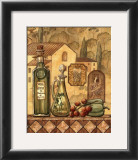 Flavors of Tuscany III Art by Charlene Audrey