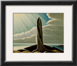 North Shore, Lake Superior Prints by Lawren S. Harris