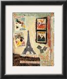 Paris Festif Prints by M. Sigrid