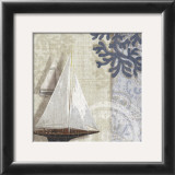 Sailing Adventure I Prints by Tandi Venter
