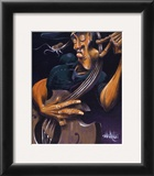 Movin' Strings Prints by David Garibaldi