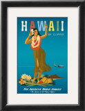 Hawaii by Clipper Art by Atherton 