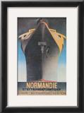 C.G. Transatlantique II Print