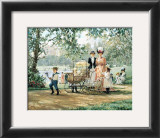 Walk in the Park Print by Alan Maley