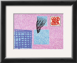 Love's Rhetoric, c.1990 Prints by Jonathan Lasker