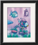 The Rainbow Fish II Prints by Marcus Pfister