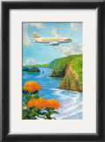 Hawaiian Airlines Prints by Lloyd Sexton