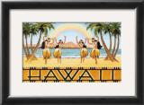 Rainbow Hawaii Posters
