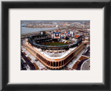 New Citi Field, First Opening Day, April 13, 2009 Prints by Mike Smith