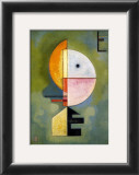 Hommage a Grohmann Posters by Wassily Kandinsky
