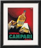 Campari cordial Pósters por Marcello Nizzoli