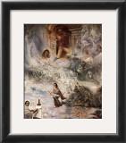 Ecumenical Council Poster by Salvador Dalí