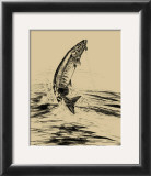 Fisherman's Delight III Prints by William J. Schaldach