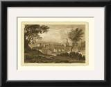 Pastoral Landscape III Posters by Claude Lorrain