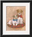 Jack Russell Posters by Carol Ican