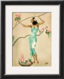 Magnolia Art by  Gill