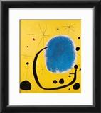 L'Oro dell' Azzurro Poster by Joan Miró
