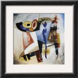 Bleuzy II Art by Alfred Gockel