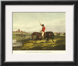 The English Hunt VIII Print by Henry Alken