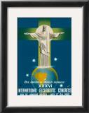 International Eucharistic Congress, Rio de Janeiro, Brazil, c.1955 Prints by  La Motta