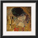 The Kiss, c.1907 (detail) Poster by Gustav Klimt