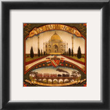 Taj Mahal Prints by Richard Henson