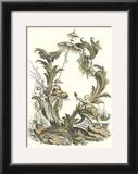 Asian Garden III Prints