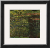 El estanque de los nenúfares, 1904 Pósters por Claude Monet