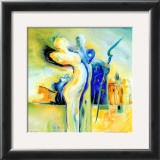 Romance in an Exotic Place Prints by Alfred Gockel
