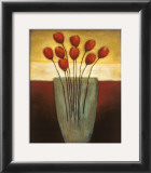 Tulips Aplenty II Posters by Eve Shpritser