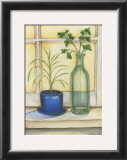Sunkissed Herbs II Poster by Jennifer Goldberger