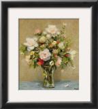 Le bouquet de Corinne Prints by Marcel Dyf